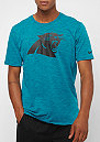 Carolina Panthers DFCT Slub tidal blue