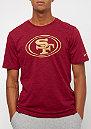 San Francisco 49ers DFCT Slub gym red