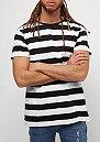 Color Stripe black/white