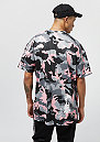 NSW Top Msh anthracite/storm pink/white