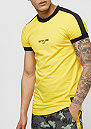 Tee With Band black stone/yellow