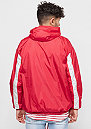 Rain Jacket With Sleeves Band red/white