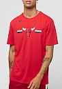 NBA Chicago Bulls Dry university red
