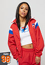 Fila x Snipes red