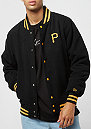 Varsity Jacket Team APP MLB Pittsburgh Pirates black