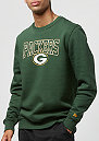 Crew Neck Team APP NFL Green Bay Packers cilantro gree