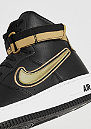 Air Force 1 High '07 LV8 black/metallic gold/white