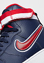 Air Force 1 High '07 LV8 midnight navy/university red/white