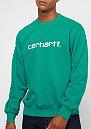 Sweatshirt cauma/ white