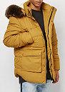 Hooded Faux Fur goldenoak