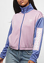 CLR Track Jacket infused lilac
