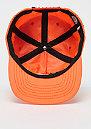 French Nylon Hat orange