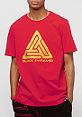 Pyramid red