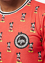 Mickey AOP red