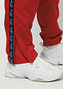 Men Tracksuit Trousers red navy