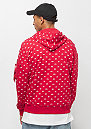 All Over Hoody speed red
