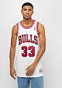 NBA Chicago Bulls Scottie Pippen Swingman white