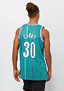 NBA Charlotte Hornets 92-93  Dell Curry Swingman teal