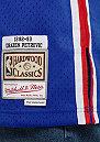 NBA New Jersey Nets 92-93 Drazen Petrovic Swingman royal