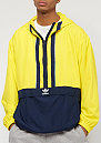 Auth Anorak shock yellow/collegiate navy