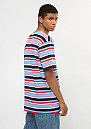 Basic Logo Stripes light blue/red/white/navy