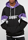 Block Basic Logo black/purple/white