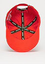 Baseball Logo Cap 2 red