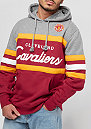 NBA Head Coach Cleveland Cavaliers grey/burgundy