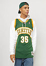 NBA Seattle Supersonics Kevin Durant Swingman green/white