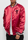 NBA Satin Chicago Bulls red