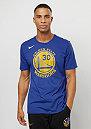 T-Shirt NBA Golden State Warriors Curry rush blue