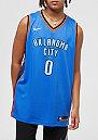 Kids Oklahoma City Thunder Russell Westbrook Trikot blue