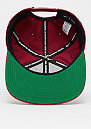 NSW Pro Futura red crush/pine green/black/white