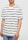 Summer Stripe white/white