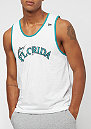Coast To Coast Long Tank MLB Florida Marlins white