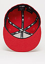 New Era x Snipes 59Fifty 20th Anniversary scarlet/white
