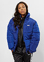 Basic Puffer royal blue