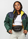 Reversible Puffer navy/green/yellow