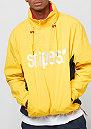 Windbreaker yellow/navy
