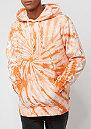 Star Chevron Lightweight Tie Dye tangelo/multi