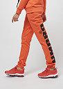 Track Large Logo orange/black