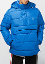 Pull Over Puffer bright blue