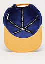 2 Tone Snapback collegiate navy/tactile yellow