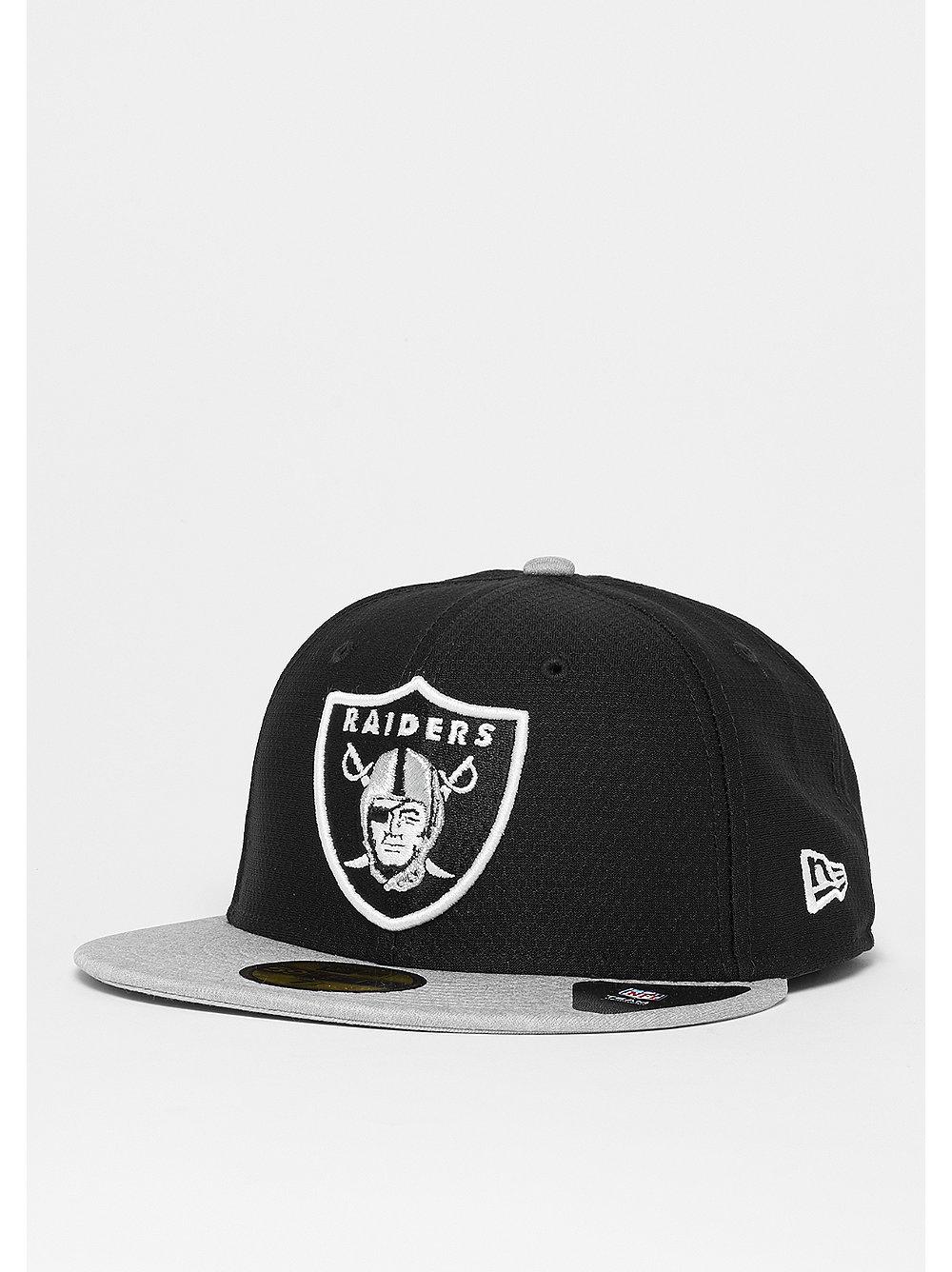 Gorra New Era 59Fifty NFL Oakland Raiders en SNIPES b6760a96900