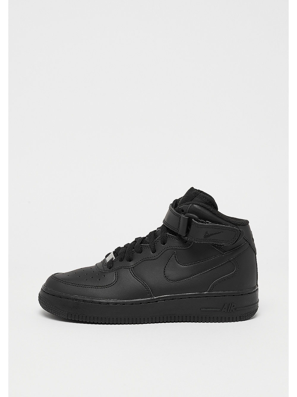 huge discount f8667 d550e NIKE Air Force 1 MID (GS) blkblk