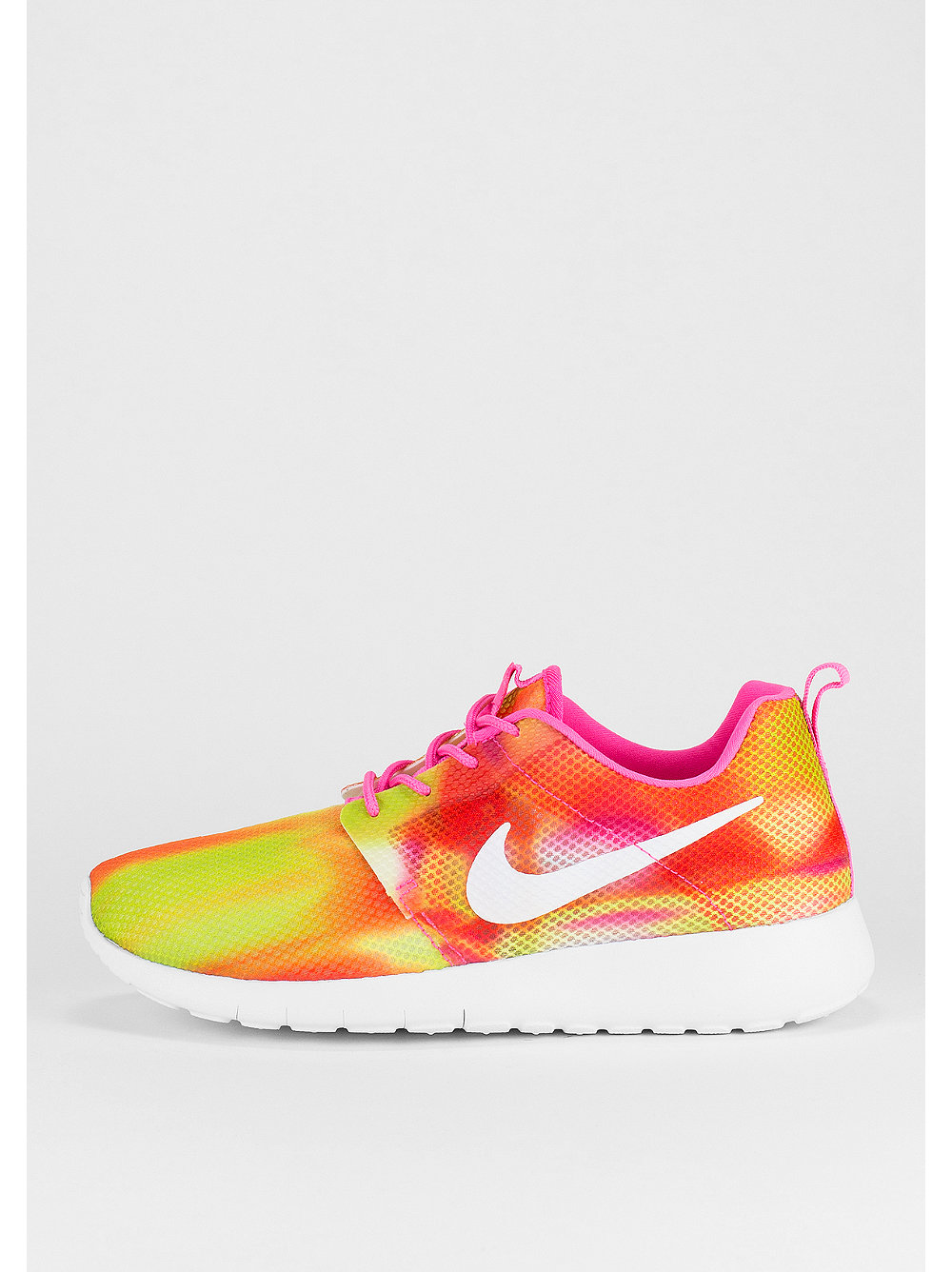 Nike Roshe One Flight Weight GS Schuhe pink pow-white 38