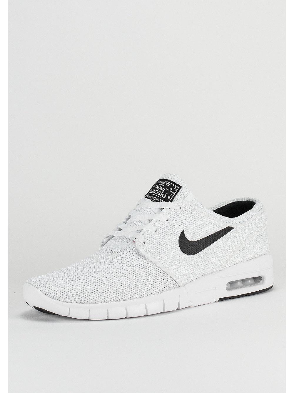 Nike Sb Max White