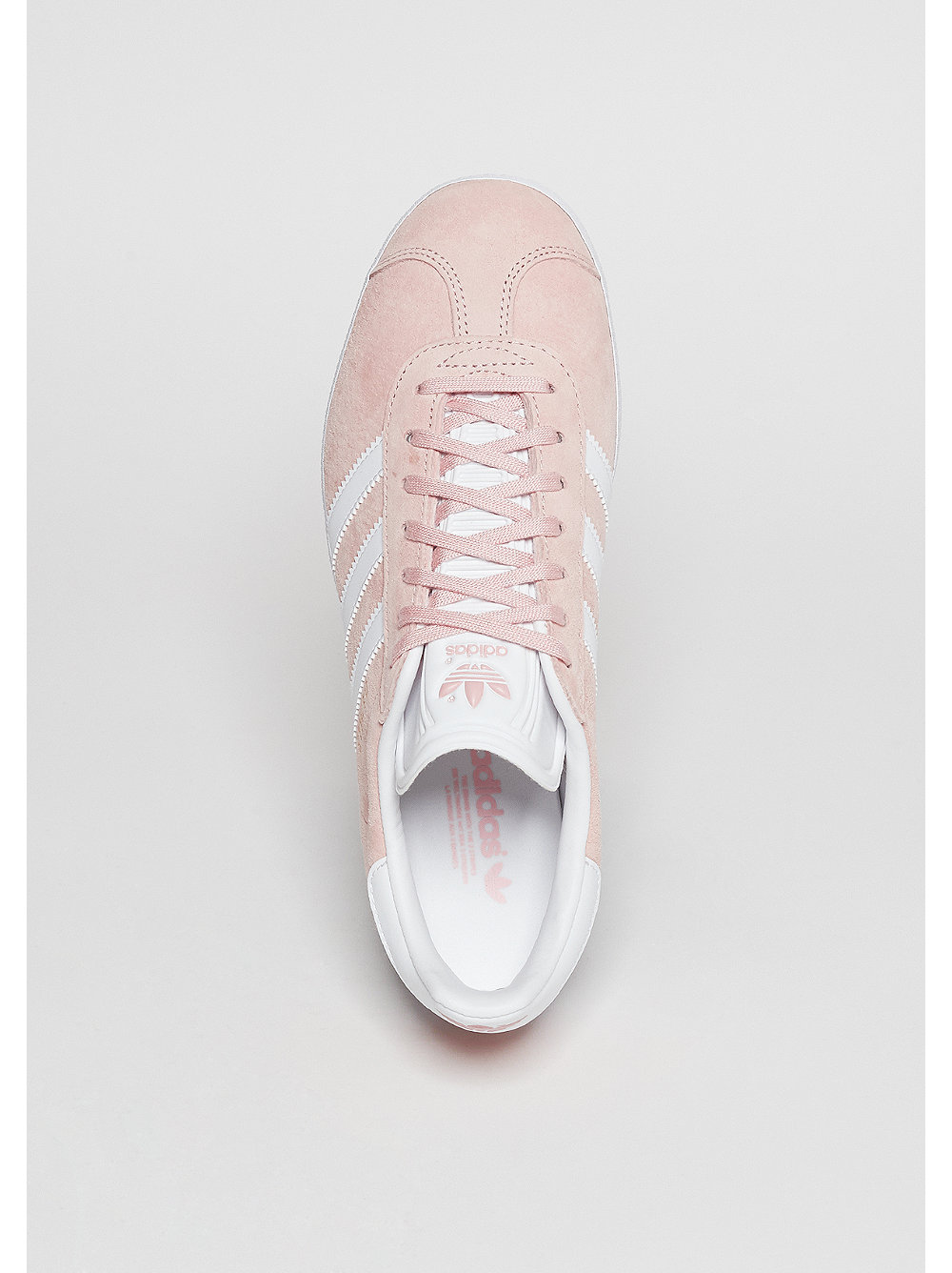 Commander adidas Gazelle vapour pinkwhitegold metallic