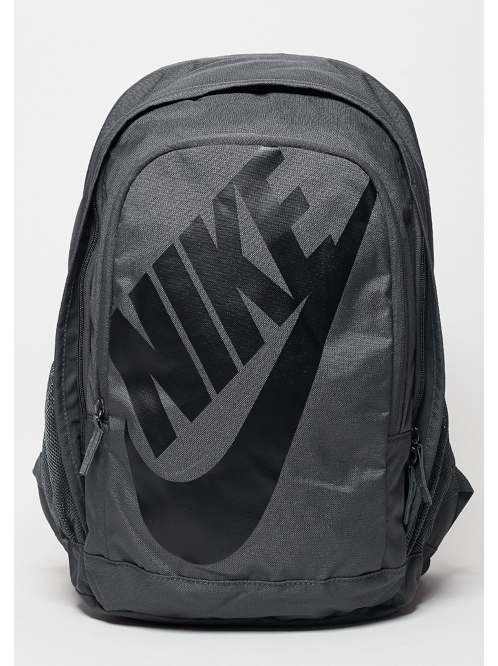nike rucksack hayward futura 2 0 dark grey black snipes. Black Bedroom Furniture Sets. Home Design Ideas