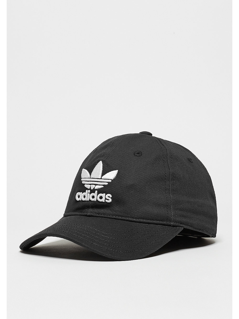 adidas baseball cap trefoil black bei snipes bestellen. Black Bedroom Furniture Sets. Home Design Ideas